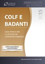 Colf e Badanti 2015 - copertina