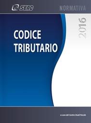 Codice tributario 2016 - copertina