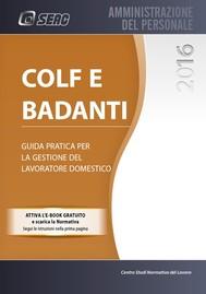 Colf e Badanti - copertina