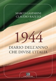 1944. Diario dell'anno che divise l'Italia - copertina
