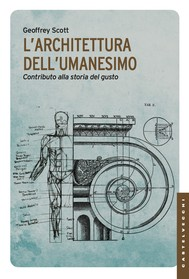 L'architettura dell'umanesimo  - copertina