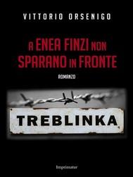 A Enea Finzi non sparano in fronte - copertina