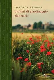 Lezioni di giardinaggio planetario - copertina