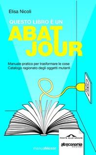 Questo libro è un abat jour - Librerie.coop