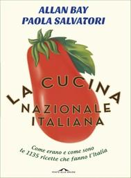 La cucina nazionale italiana - copertina