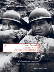 Cento anni di grande guerra - copertina
