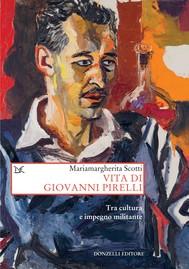 Vita di Giovanni Pirelli - copertina