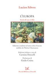 L'Europa - copertina