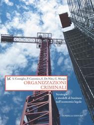 Organizzazioni criminali - copertina