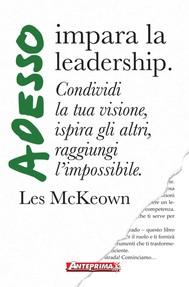 Adesso impara la leadership - copertina