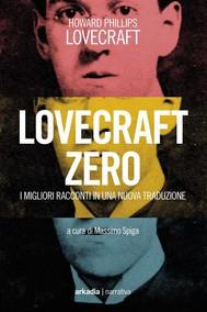 Lovecraft Zero - copertina