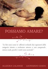 Possiamo Amare? - copertina