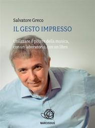 Il gesto impresso - copertina