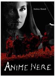 Anime nere - copertina