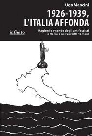 1926-1939, l'Italia affonda - copertina