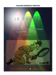 Attività Probatoria Nei Processi - copertina