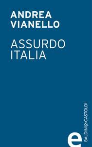 Assurdo Italia - copertina