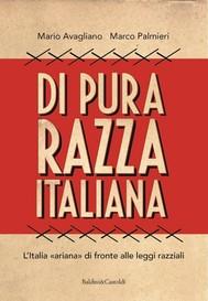 Di pura razza italiana - copertina