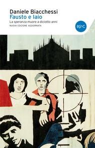 Fausto e Iaio - copertina
