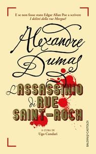 L'assassinio di Rue Saint-Roch - copertina
