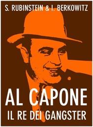 Al Capone - copertina