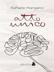 Atto Unico - copertina
