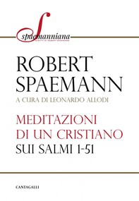 Meditazioni di un cristiano - Librerie.coop