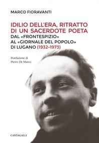 Idilio Dell'Era, ritratto di un sacerdote poeta - Librerie.coop