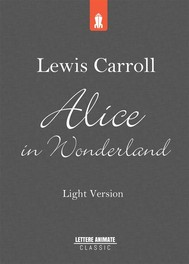 Alice in Wonderland: light version - copertina