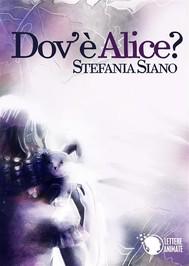 Dov'è Alice? - copertina