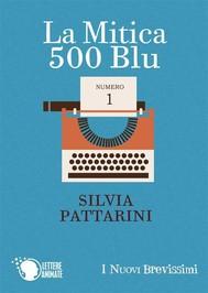 La Mitica 500 Blu - copertina