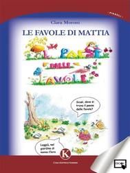Le favole di Mattia - copertina