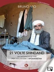 21 volte Shindand - copertina