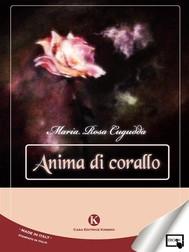 Anima di corallo - copertina