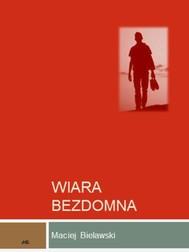 Wiara bezdomna - copertina