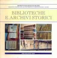 Archivi, biblioteche e nuova storia locale - copertina
