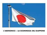 Abenomics - la scommessa del giappone - copertina