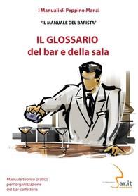 Il glossario del bar e della sala - Librerie.coop