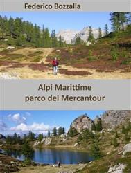 Alpi Marittime e parco del Mercantour - copertina