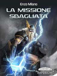 La missione sbagliata  - copertina