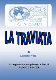 Traviata. arrangiamento per quintetto a fiato - Librerie.coop