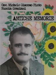 Antiche memorie - copertina