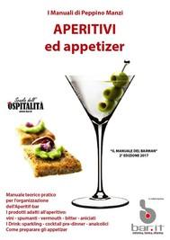 Aperitivi ed appetizer - copertina