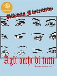 Agli occhi di tutti - copertina
