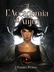 31 - L'Accademia di Anjur - copertina
