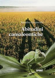 Abitudini camaleontiche - copertina