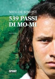 539 passi di MO-MI - copertina