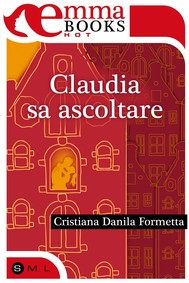Claudia sa ascoltare - copertina