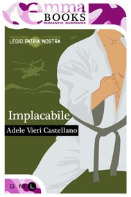Implacabile - copertina