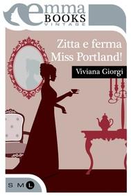 Zitta e ferma Miss Portland! - copertina